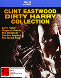Dirty Harry Collection on Blu-ray