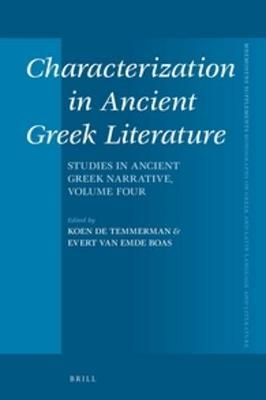 Characterization in Ancient Greek Literature image