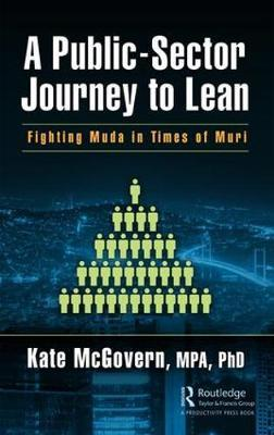 A Public-Sector Journey to Lean by Kate McGovern image