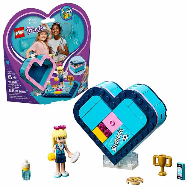 LEGO Friends: Stephanie's Heart Box (41356)