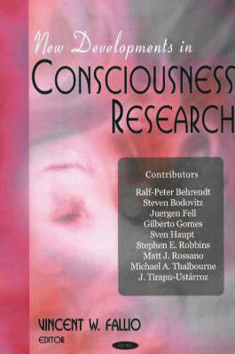 New Developments in Consciousness Research image