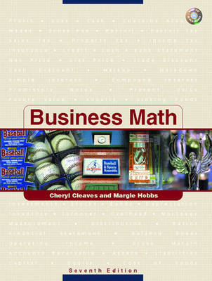 Business Math: Complete Version: AND Study Guide by Cheryl S. Cleaves image