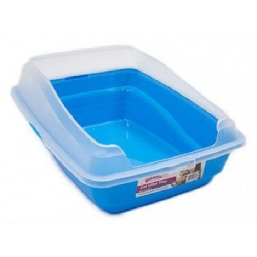 Pawise: Cat Litter Tray - 48x39cm