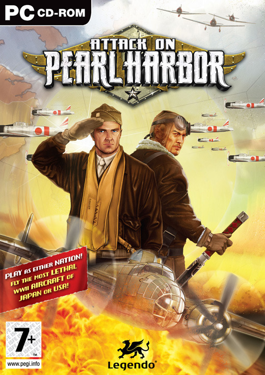 Attack on Pearl Harbor for PC Games