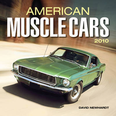 American Muscle Cars 2010 by Wall
