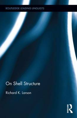 On Shell Structure by Richard K Larson image