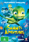 Sammy's Adventures DVD