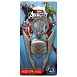 Marvel - Thor Helmet Pewter Keyring