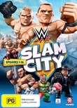 WWE: Slam City on DVD