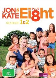 Jon & Kate Plus 8 - Season 1 & 2 (2 Disc Set) on DVD