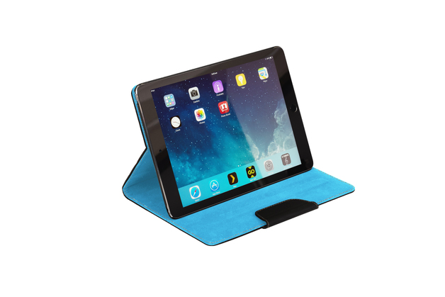 "NVS Folio Stand for iPad Pro 9.7"" (Black/Blue)"