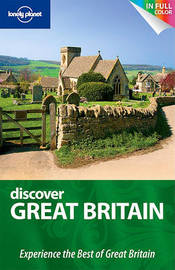 Lonely Planet Discover Great Britain by Oliver Berry image