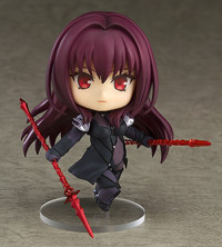 Fate/Grand Order: Nendoroid Lancer/Scathach - Articulated Figure