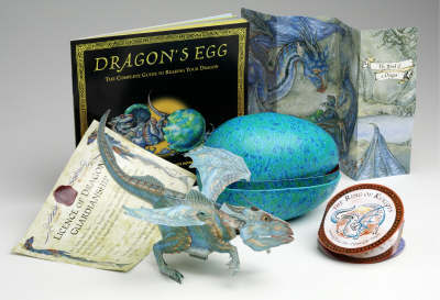 Dragon's Egg by Claire Hawcock image