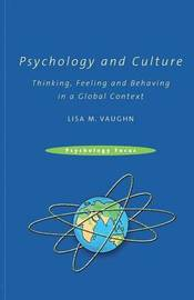 Psychology and Culture by Lisa Vaughn image