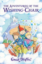 The Adventures of the Wishing-chair by Enid Blyton image