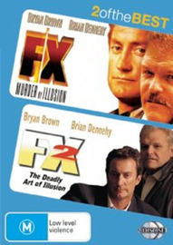 Fx / Fx 2 on DVD image