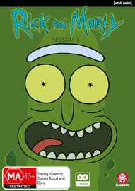 Rick And Morty: Season 3 on DVD