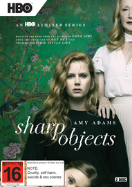 Sharp Objects: Season 1 on DVD