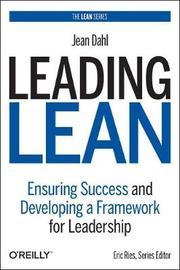 Leading Lean by Jean Dahl