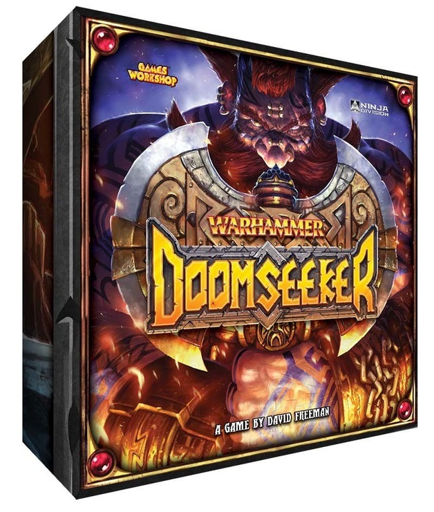 Warhammer: Doomseeker - Card Game