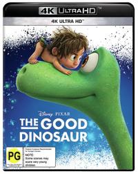 The Good Dinosaur (4K UHD) on UHD Blu-ray