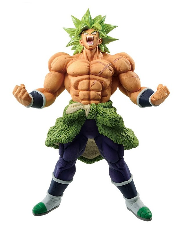 Dragon Ball: Broly - PVC Figure