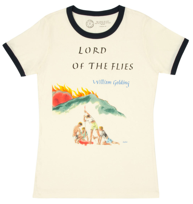 Lord of the Flies (Ringer) - Women's Small