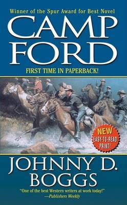 Camp Ford by Johnny D Boggs image