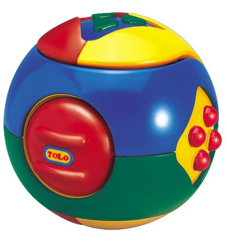 Tolo Puzzle Ball image
