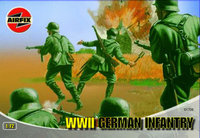 Airfix WWII German Infantry 1:72 Scale