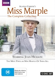 Agatha Christie's Miss Marple - The Complete Collection Box Set on DVD