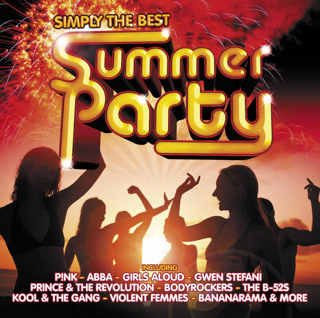 Simply The Best Summer Party (2CD) by Various