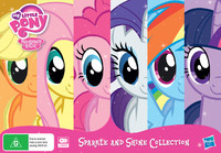 My Little Pony: Friendship Is Magic - Sparkle And Shine Collection on DVD
