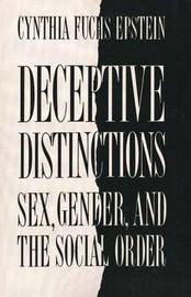 Deceptive Distinctions by Cynthia Fuchs Epstein image