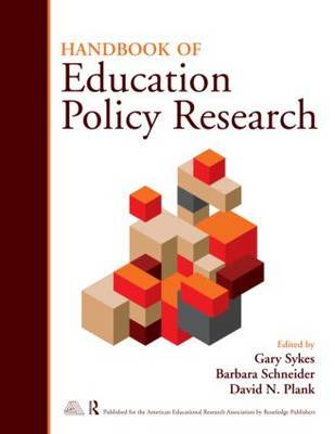 Handbook of Education Policy Research image