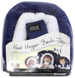 Jolly Jumper 3 in 1 Terry Head Hugger (Navy)