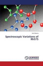 Spectroscopic Variations of Rh575 by Sharma Amit