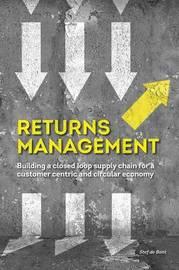 Returns Management by Stef De Bont