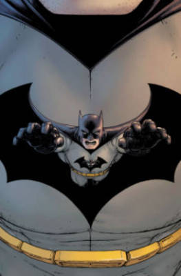 Absolute Batman Incorporated by Grant Morrison