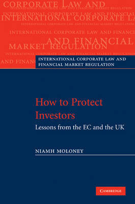How to Protect Investors by Niamh Moloney image