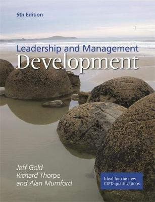 Leadership and Management Development by Jeffrey Gold image