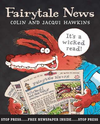 Fairytale News by Colin Hawkins image