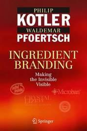 Ingredient Branding by Philip Kotler image