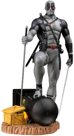 Marvel: Deadpool on Atom Bomb (X-Force Ver.) - 1:6 Scale Statue