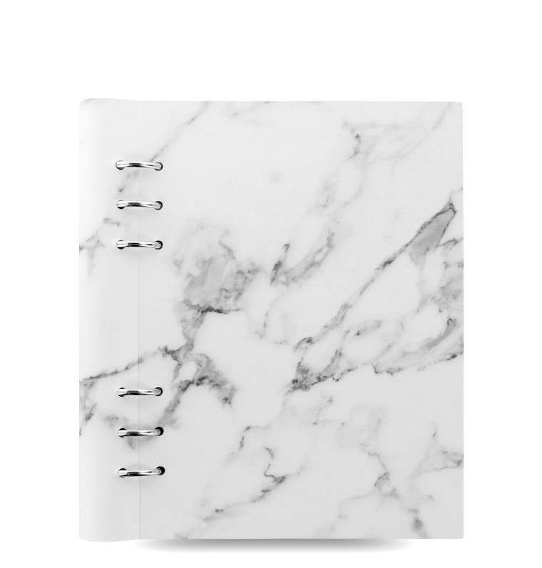 Filofax - A5 Patterns Clipbook - Marble image
