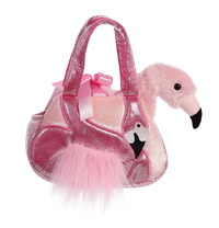 Aurora: Fancy Pal Pet Carrier – Ava Flamingo
