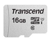 Transcend: 16GB 300S Class 10 UHS-I MicroSDHC Card