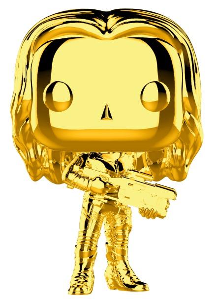 Marvel Studios - Gamora Gold Chrome Pop! Vinyl Figure image