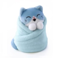 "Purritos: Tuna - 7"" Plush (Blue)"